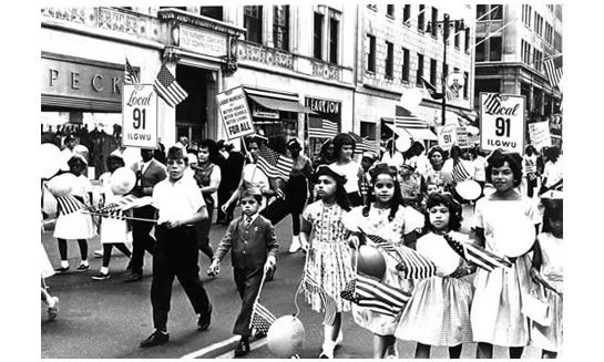 The History of Labor Day - U.S. Department of Labor