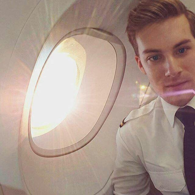 #crewiser from @cinnamonspots  #myboy #galley #galleytalks #galleylove #watch #jumpseatcrew #cabincrewthreads #cabincrew #lufthansacrew #lufthansa #aircrew #sfo  #charmingcrew #crew #uniform #gay #guys #lovemyjob #love #aircraft #a380 #samelove  #flightattendant #cute #guy #handsome #beautiful #pretty