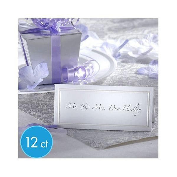 25 best printable wedding place cards ideas on pinterest for Imprintable place cards template