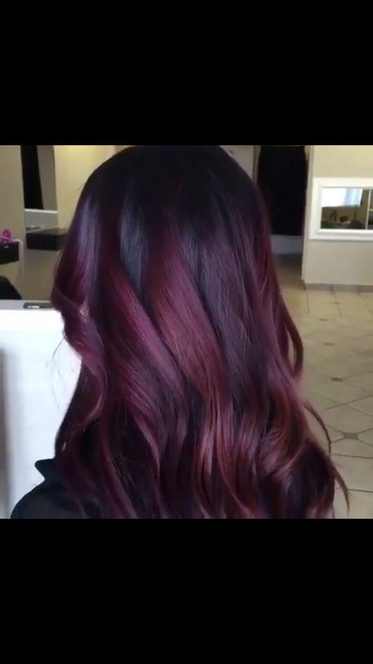 best 25 mahogany hair colors ideas on pinterest