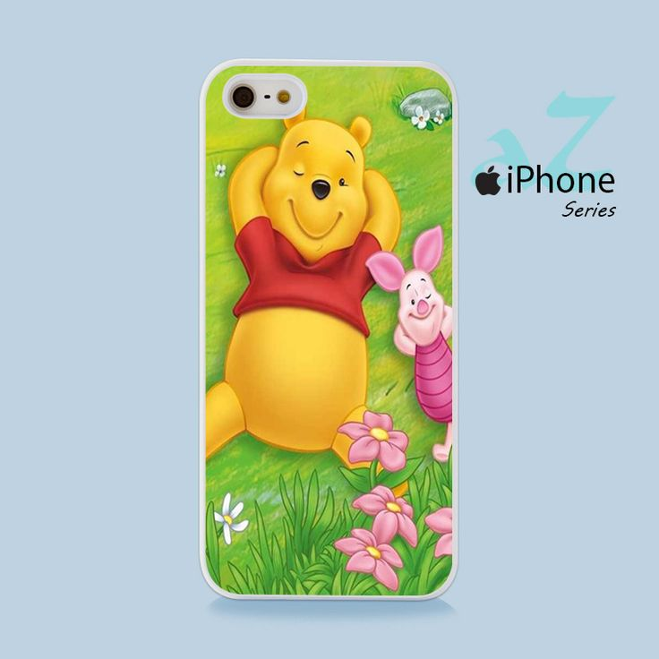 Winnie The Pooh Phone Case | Apple iPhone 4/4s 5/5s 5c 6/6s 6/6s Plus Samsung Galaxy S3 S4 S5 S6 S6 Edge S7 S7 Edge Samsung Galaxy Note 3 4 5 Hard Case
