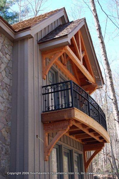 Best 25 balcony railing ideas on pinterest laser cut for Balcony addition