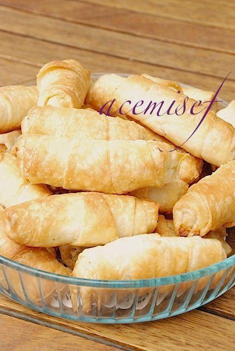 Size vereceğim bu börek tarifi şimdiye kadar yediğiniz tüm böreklerden daha çıtır olacak, garanti ediyorum. Şubat ayında anneme gittiğimde y...