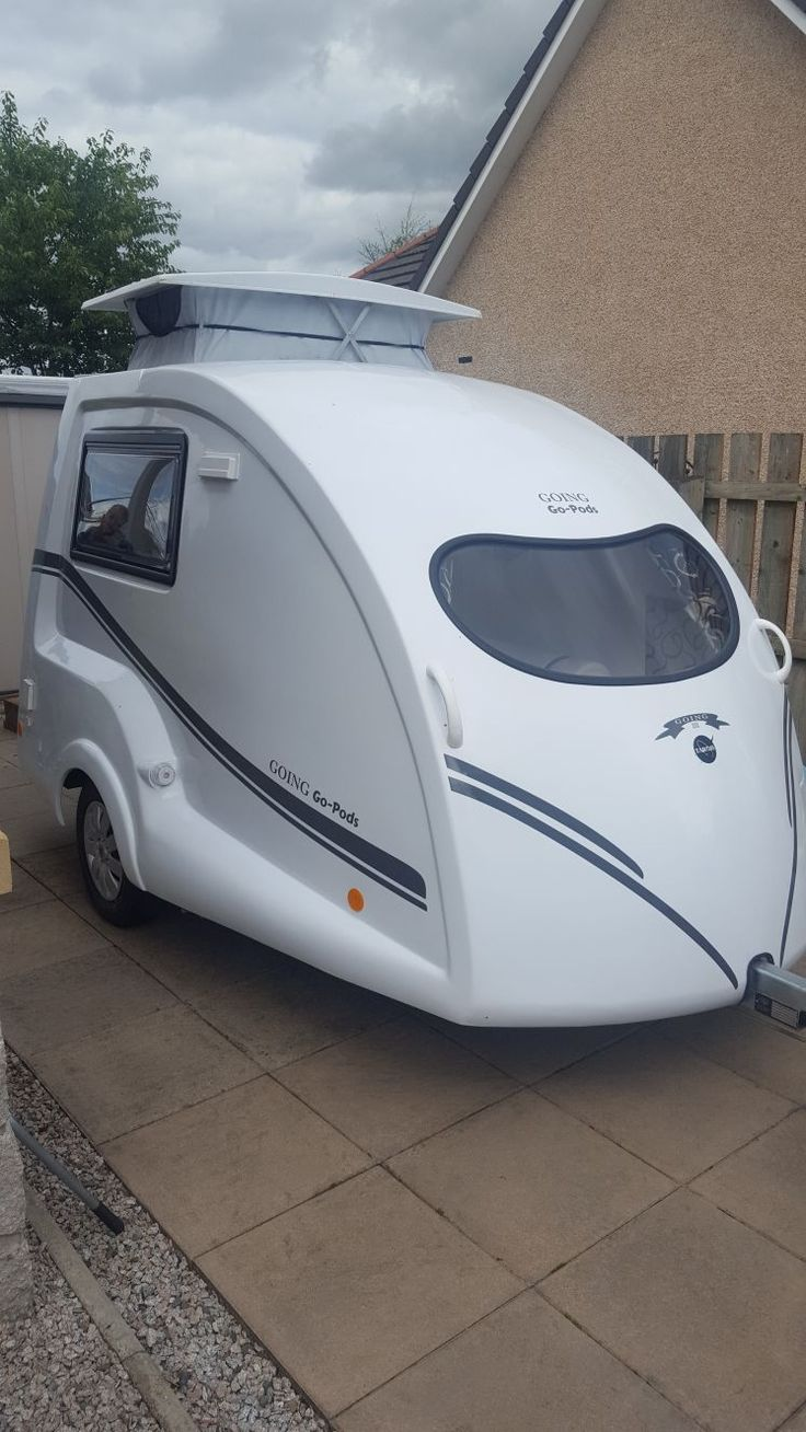 Another God Pod Caravan just completed, happy client with his caravan mover! www.autowfix.com