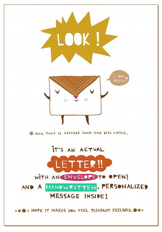 Card by Laura George. I should send this to everyone who seems to have forgotten…