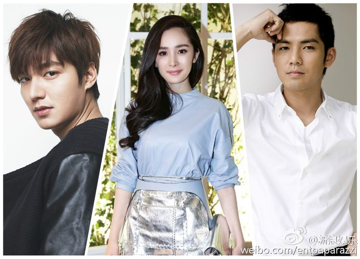 The Chinese actress, Yang Mi, has joined the cast of Bounty Hunters.