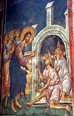ΙΕΡΕΑΣ ΤΗΣ ΑΝΑΤΟΛΙΚΗΣ ΕΚΚΛΗΣΙΑΣ: Ἡ εὐχὴ τοῦ Ἰησοῦ (Κυριακή Ζ΄ Ματθαίου)