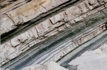 Tipos de piedra para construcción: Rocas sedimentarias