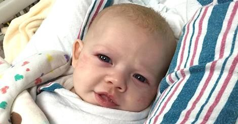 """""""Dad watched in horror as his baby girl flatlined before his eyes. Miraculously, paramedics revived her."""" #naturalskincare #healthyskin #skincareproducts #Australianskincare #AqiskinCare #SkinFresh #australianmade"""
