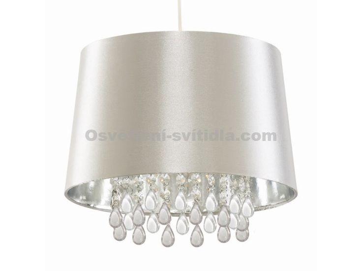 Závěsné svítidlo Searchlight CL7026SICW | Osvetleni-svitidla.com