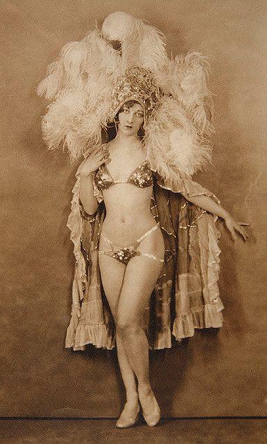 exotic dancer     1920