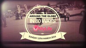 MYLIFE - Around the World in 80 Ways