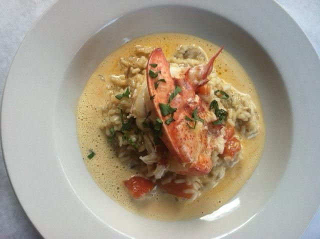 Maine Lobster Risotto | Food Glorious Food | Pinterest | Lobster risotto, Risotto and Food