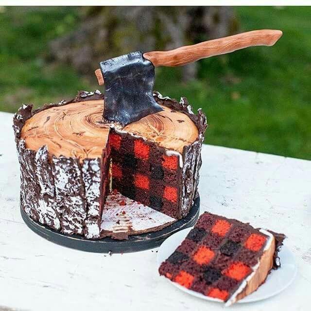 Woodcutter Cake