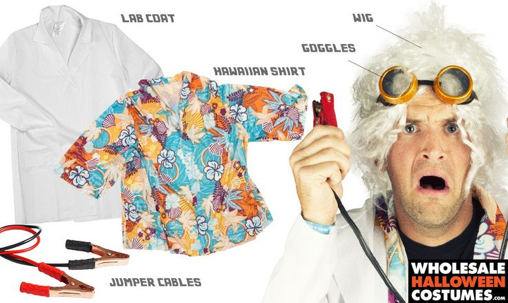 DIY Back to the Future Costumes | Wholesale Halloween Costumes Blog