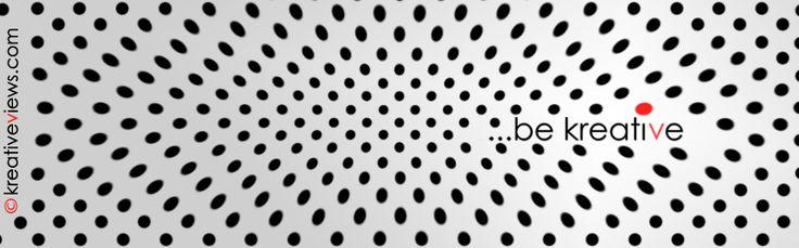 Be Kreative! Abstract, shapes and lots of circles