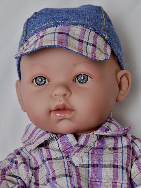 Realistické miminko chlapeček Jiřík od firmy Vestida de Azul