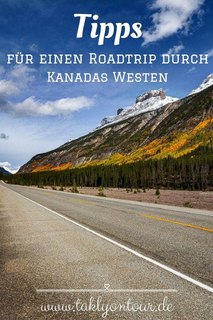 #Tipps für die #Routenplanung und wichtige Informationen für einen #Roadtrip durch den Westen von #Kanada.   Ein Roadtrip durch Kanadas Westen ist für viele Fernwehgeplagte ein lang gehegter #Traum. Kein Wunder, ist das Land doch geprägt durch landschaftliche Vielfalt und Naturschönheiten.