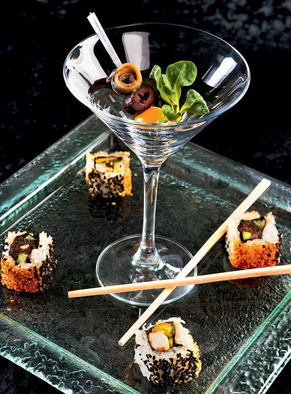 La Cigale - Sushi stand & cocktails για αξέχαστες θεµατικές βραδιές