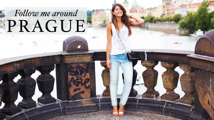 Prague through the eyes of Mimi Ikonn - UK fashion blogger