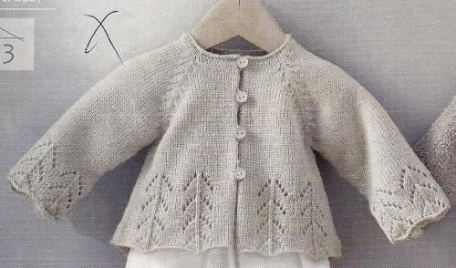 sweater bordes calados
