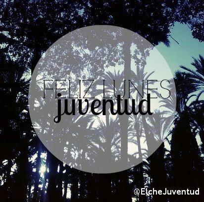 Lunes entre palmeras