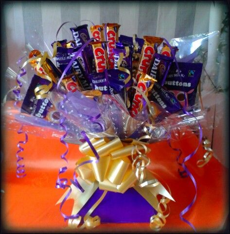 #Chocolate #bouquet #gift #someone #special #bars #purple #gold #sweetcart #hire #event #celebration #sweet #cart #Candy #vintage #Buffet #party #wedding #manchester #sweetngroovystuff #christening #21st #40th For all occasions, make your party memorable www.facebook.com/sweetngroovystuff