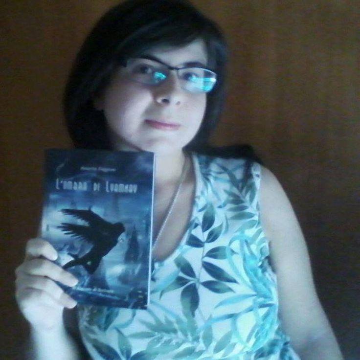 INTERVISTA A ANNARITA FAGGIONI http://lindabertasi.blogspot.it/2017/02/intervista-annarita-faggioni.html