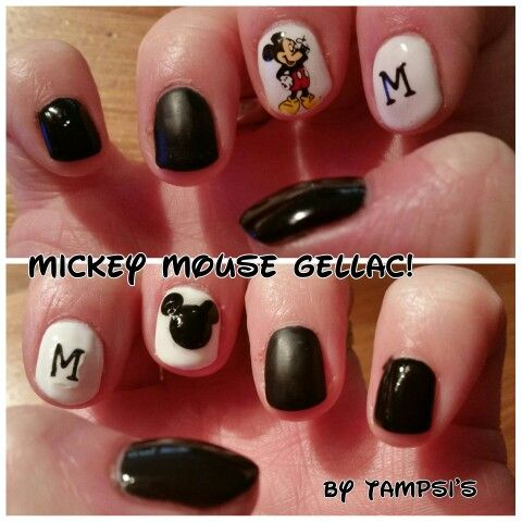 Mickey mouse gellac by Tampsi's