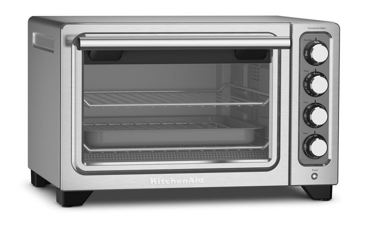 KitchenAid Countertop Compact Convection Oven.