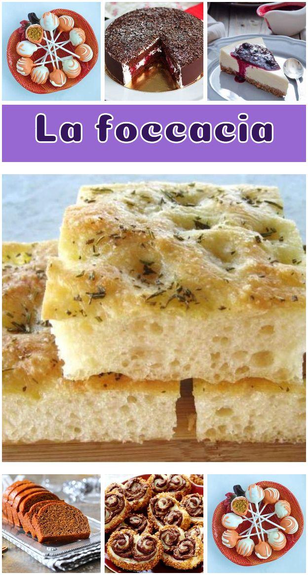 La foccacia. NONE – Comfort Food Recipes #fun #dessert #pasta #recipes #comfortf…