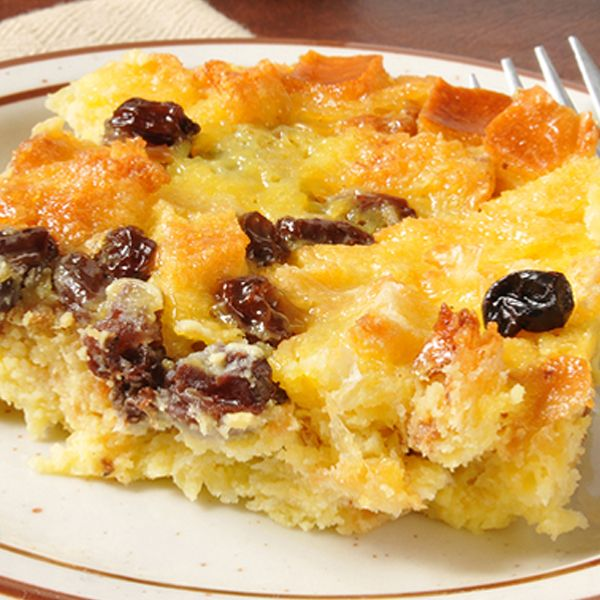 Basic bread Pudding Recipe with Rum Sauce