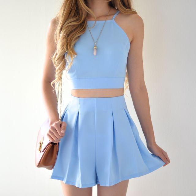 Nicole Baby Blue