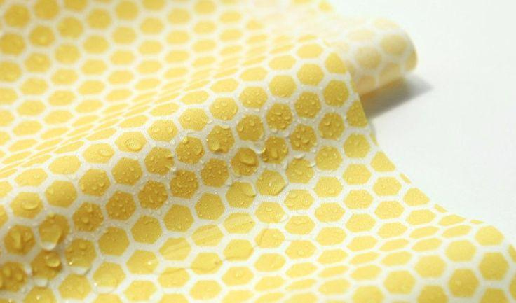 1Y Laminated Fabric : Honey - Dailylike Canada