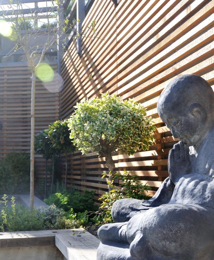 Courtyard garden...peace...