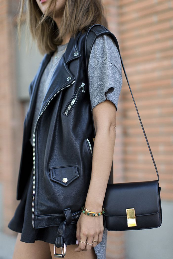 aimee_song_leather_moto_vest_celine_box_bag_song_of_style_jewelry_bracelet