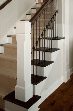 Staircase - traditional - staircase - grand rapids - Visbeen Architects