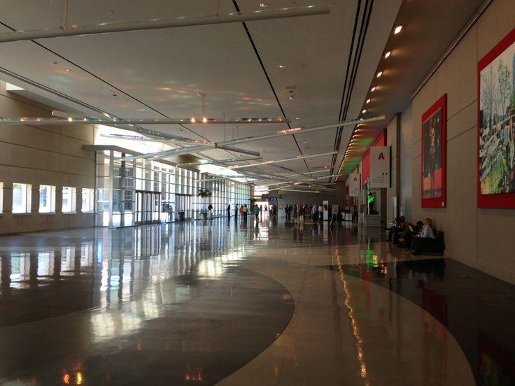 Dallas Convention Center Hall A In TX