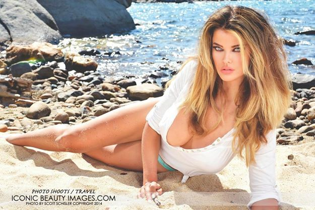 www.iconicbeautyimages.com photographer: Scott Schisler model: Dana Barbour Hamm location: Lake Tahoe
