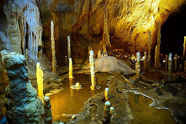 The Bears Cave - Sudety - Poland