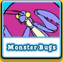 Monster Bugs - learn about insects' body parts and create monster bugs using different parts