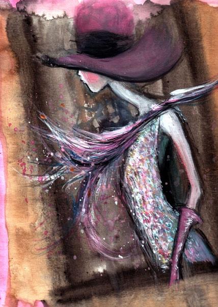 Moda | I lunghi veli di Ophélia