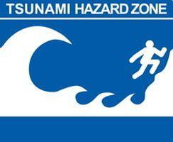 Tsunamis and surf