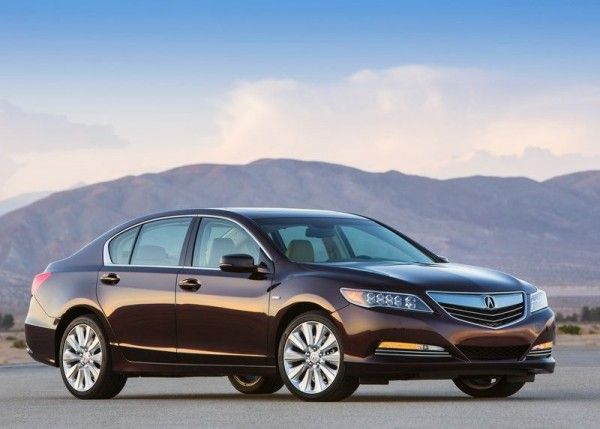 2014 Acura RLX Sport Hybrid Picture 600x429 2014 Acura RLX Sport Hybrid Full Review with Images