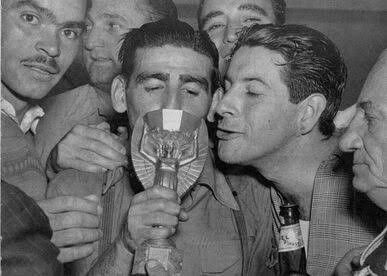 Uruguay world champion 1950