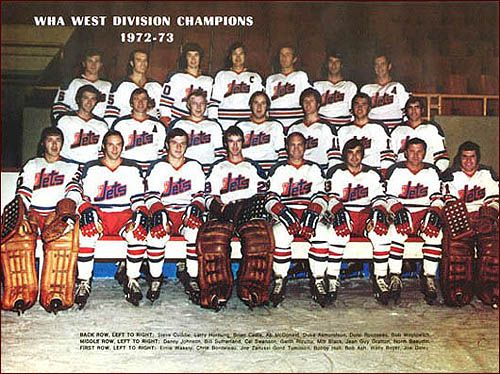 1972-73 Winnipeg Jets.