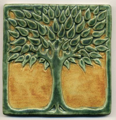 Ceramic Arts Daily – Flat Tiles The Easy Way