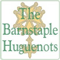Links to page about the history of the Huguenots in Barnstaple, Devon. Source: Barnstaple Town Council website.