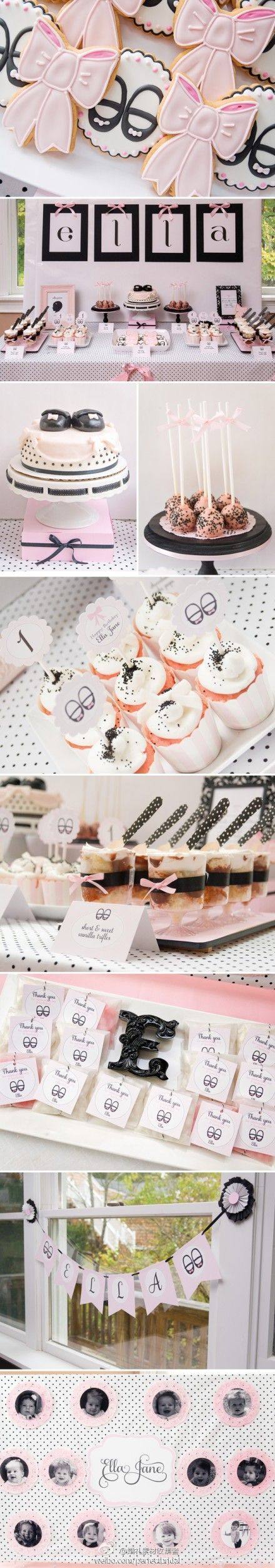 Baby Girl Shower idea this has my girl 1st name too :)