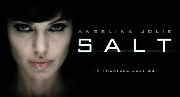 New Trailer for SALT - Angelina Jolie Action Thriller — GeekTyrant